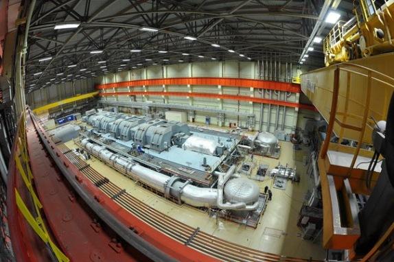 Белоярска АЕЦ – Първи изпитания на турбината на четвърти енергоблок с реактор БН-800