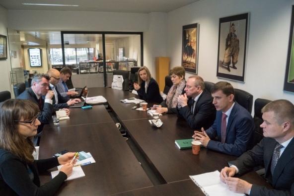 Световно известната банка Barclays ще финансира дострояването на Хмелницката АЕЦ