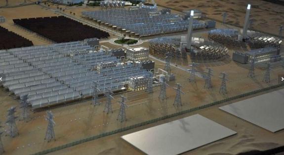 """Към средата на века Дубай ще получава до 75% """"чиста енергия"""""""