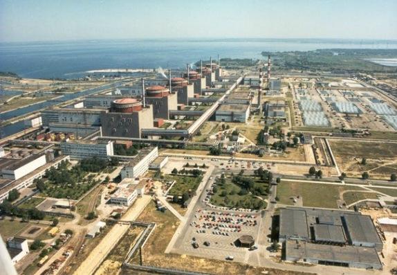 Украйна – Шести енергоблок на Запорожската АЕЦ беше изключен от енергийната система под действието на автоматичната защита