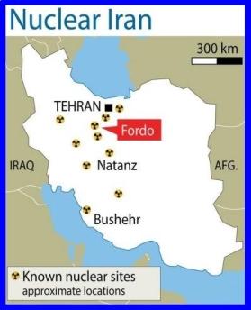 Путин свали забраната за доставки на оборудване за иранския обект Фордо