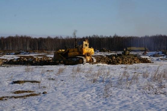 На Урал окончателно засипаха най-радиоактивното езеро на планетата – Карачай