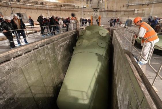 Ростовска АЕЦ – На четвърти блок беше поставен в проектно положение корпусът на реактора