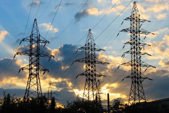 Украйна спря да купува руска електроенергия