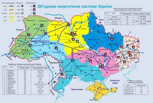 Стратегическата цел на Украйна е интеграция в европейската енергийна общност