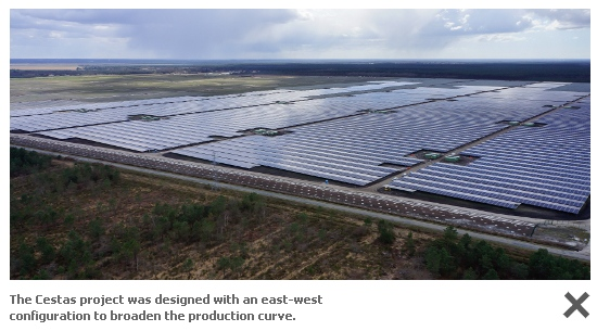 Франция – най-голямата в Европа слънчева електроцентрала е въведена в експлоатация