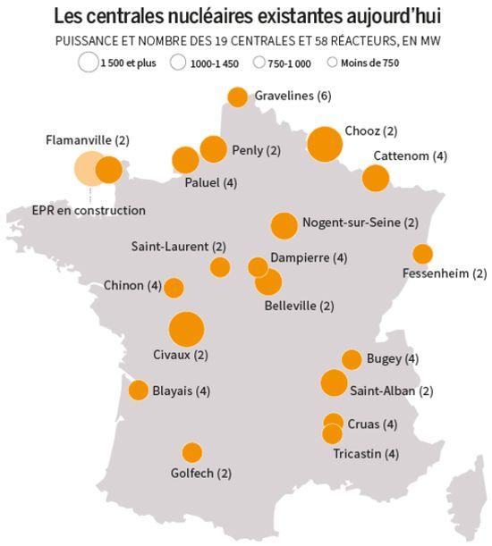 EDF иска да замени френските ядрени реактори EPR с нов модел – EPR NM