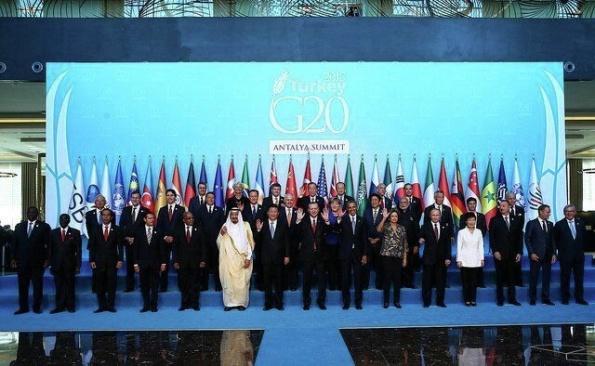 Турция – Започна срещата на върха G-20 в Анталия