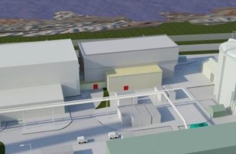 """Шотландия – напредва проектът за изграждане на ново хранилище за РАО на площадката на АЕЦ """"Дънрей"""""""