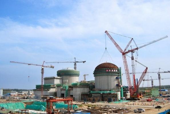 """CNNC: Първият енергоблок на АЕЦ """"Чанцзян"""" в Китай е въведен в промишлена експлоатация"""