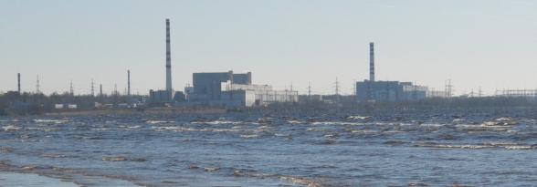 Втори блок на Ленинградската АЕЦ излезе на пълна мощност.