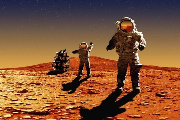 Пилотиран полет до Марс и обратно – биологични аспекти