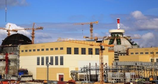"""Завърши """"горещият"""" етап от СГО на оборудването на шести блок на Нововоронежската АЕЦ."""