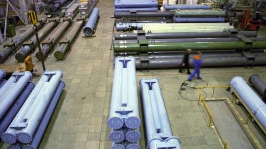 Швейцарската АЕЦ Гьосген завърши приемането на ядреното гориво произведено в завод Электросталь под Москва