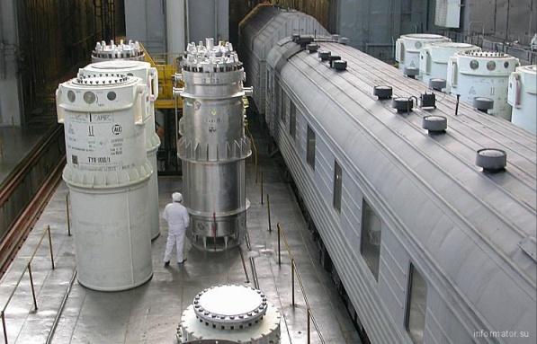 Радио-химичният завод на ПО «Маяк» е преработил през миналата година повече от 200 тона ОЯГ