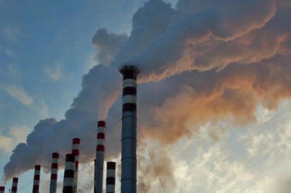 Украйна е на девето място в света по замърсяване на въздуха