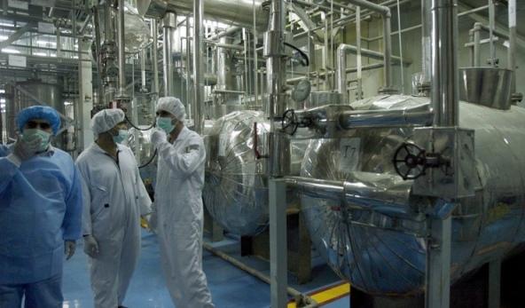Иран получи от Русия 197 тона уранов концентрат в замяна на 11 тона обогатен уран