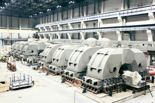 """Оборудване на """"Силовые машины"""" ще бъде монтирано на три нови ядрени енергоблока – в Русия, Индия и Иран"""