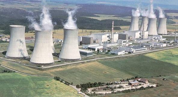 Чехия – АЕЦ Темелин през 2015 произведе четвъртото количество електроенергия в историята си, а Дуковани най-малкото за последните 17 години