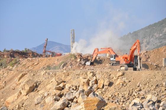 Дейностите по изграждането на АЕЦ Аккую продължават