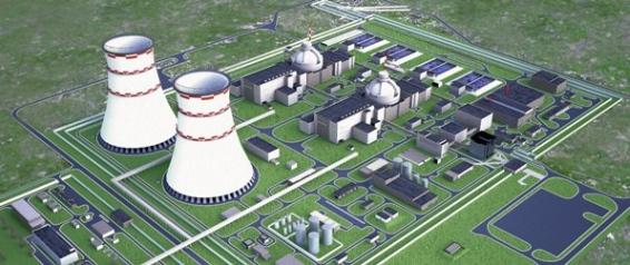 Основният етап от строителството на Курската АЕЦ-2 ще започне през 2016 година