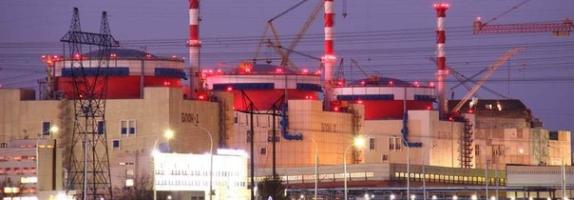 На четвърти блок на Ростовската АЕЦ върви подготовката за монтиране на главните циркулационни помпи (ГЦП)