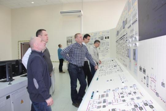 Учебно-тренировъчният център на Беларуската АЕЦ започна работа