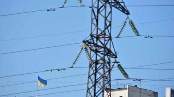 През 2015 година Украйна е намалила износа на електроенергия с почти 55%