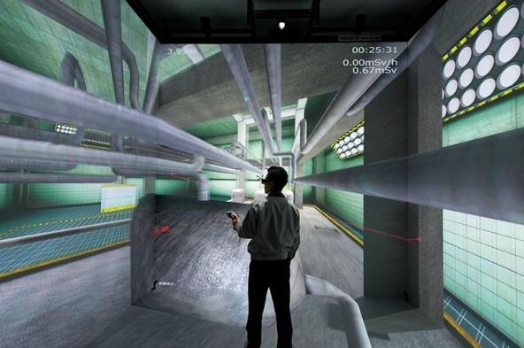 """Система за виртуална реалност ще подпомага ликвидирането на последствията от аварията на АЕЦ """"Фукушима-1"""""""