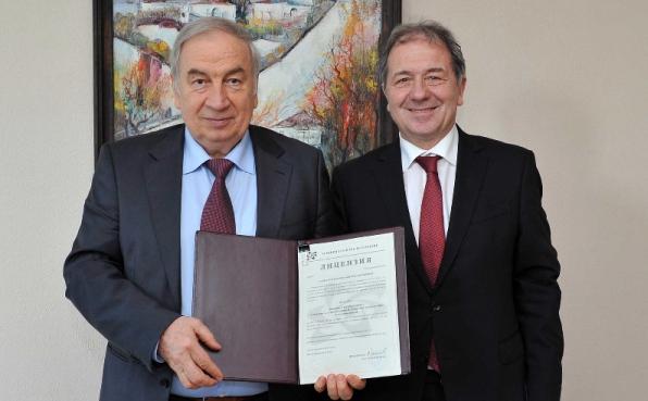 """АЕЦ """"Козлодуй"""" получи лицензия за експлоатация на хранилището за сухо съхранение на отработено ядрено гориво (ХССОЯГ)"""