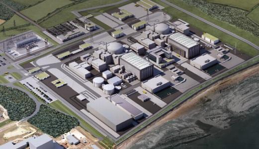 Френската EDF планира да продаде дялове за 3 милиарда евро от британския си ядрен бизнес