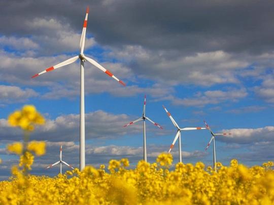 Рекордни темпове на развитие на вятърната енергетика в ЕС през 2015 година