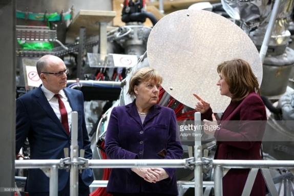 Германия – Ангела Меркел пусна термоядрения реактор с водородна плазма