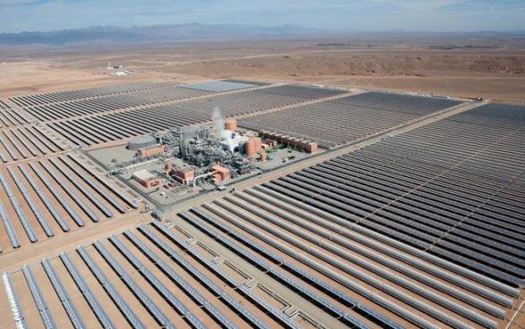 Кралят на Мароко откри една от най-големите слънчеви електроцентрали в света – подробности