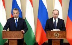 Унгария ще си сътрудничи с Русия независимо от санкциите