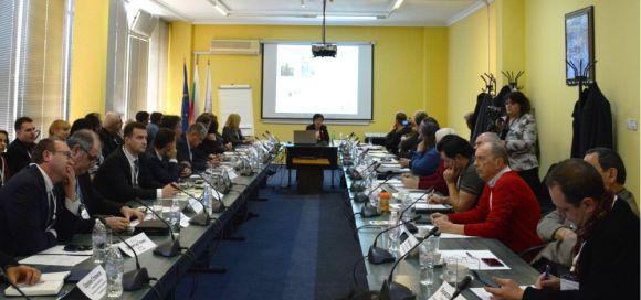 """Кръгла маса на тема """"Управлението на радиоактивните отпадъци от АЕЦ – защо, кой, как"""""""