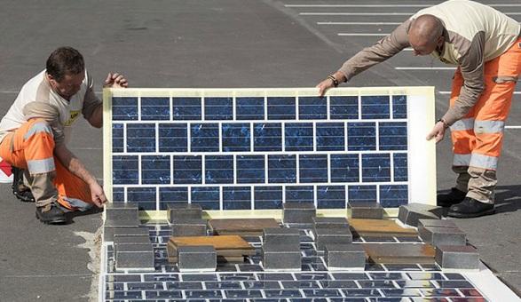 Министърът на екологията и енергетиката на Франция планира да се построят 1000 километра пътища със слънчеви панели