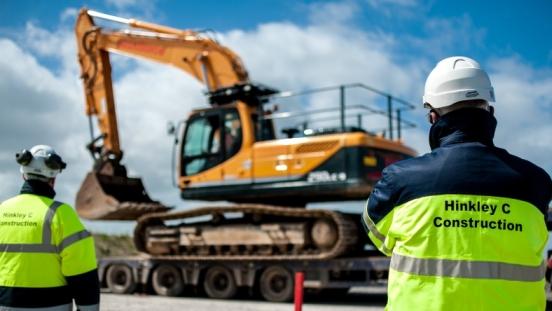 EDF прави практически стъпки в изграждането на Hinkley Point C