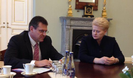 Европейският енергиен съюз и опасенията на Литва