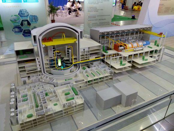 """Китай ще строи повече енергоблокове с реактори """"Hualong One"""""""