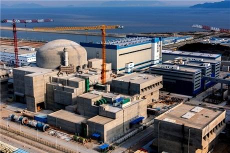 """Китай – Завърши студената обкатка на реакторната установка на """"Taishan 1"""""""