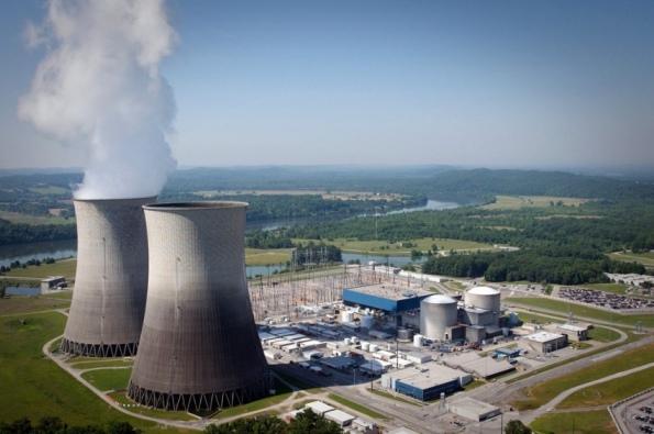 САЩ – след повече от 40 години втори енергоблок на АЕЦ Watts Bar е на финалната права