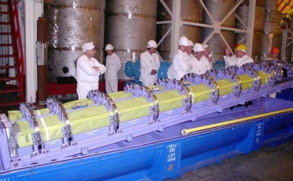 Украйна – подробности за внедряване горивото на Westinghouse