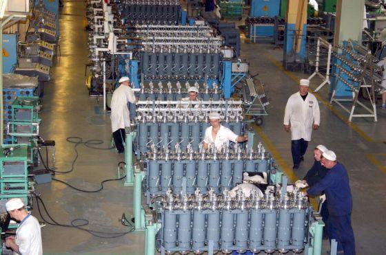 Газо-центрофужно обогатяване на уран – Какво може КНДР и какво не могат САЩ