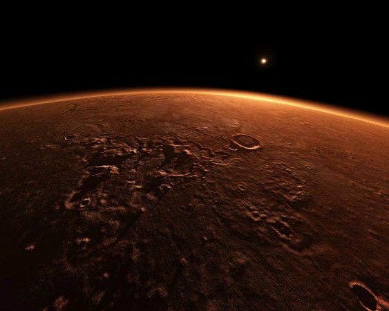 ИЗМИРАН – нарастването на нивото на космическото излъчване в слънчевата система може да се отрази на мисиите до Марс