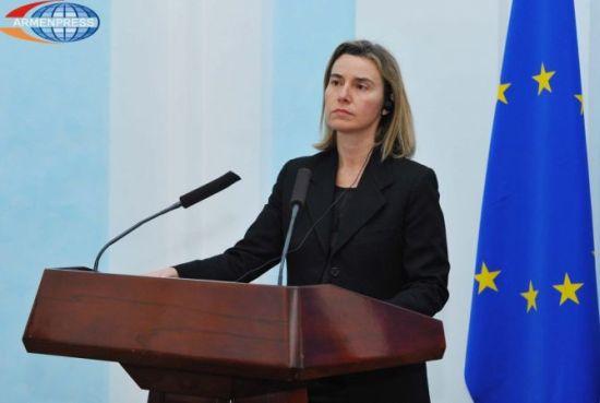 Федерика Могерини ще води делегацията на ЕК в Иран