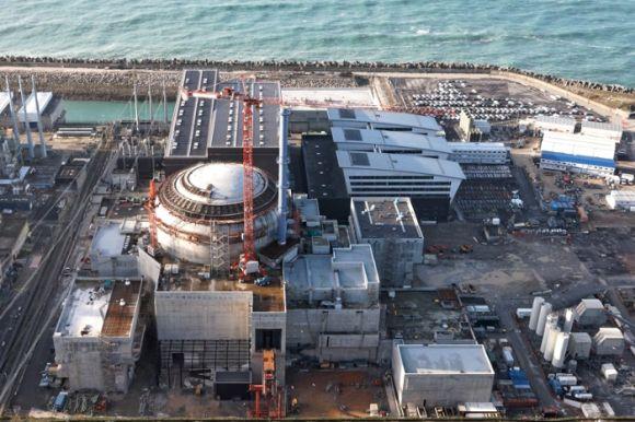 Франция – Завършен е монтажът на оборудването по първи контур на трети блок на АЕЦ «Фламанвил»