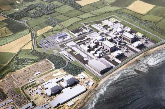 ЕК одобри изграждането на АЕЦ в UK от компаниите EDF и CGN