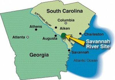 САЩ – В Савана Ривър започна очистването на зданието от плутоний-238