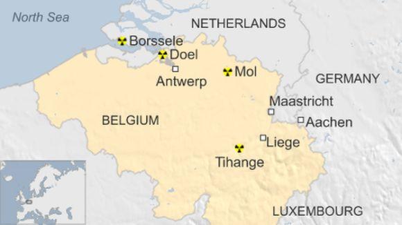 Белгия – Ще раздават йодни таблетки на населението по нова схема